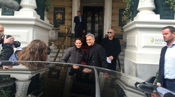 blog george clooney latest news