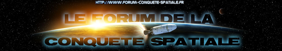 Le forum de la conquête spatiale