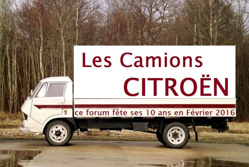 Les Camions Citro�n