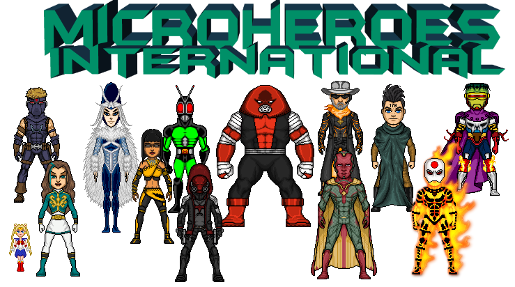 Microheroes International Board