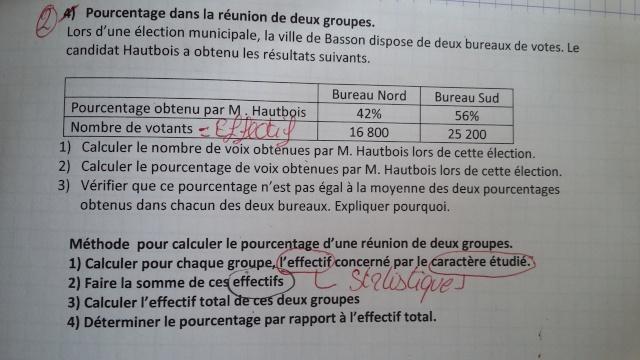 Exercice 4 Me Pourcentage 4 Reponses College Et Primaire 171169 Forum De Mathematiques Maths Forum
