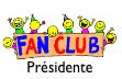 Présidente du fan club