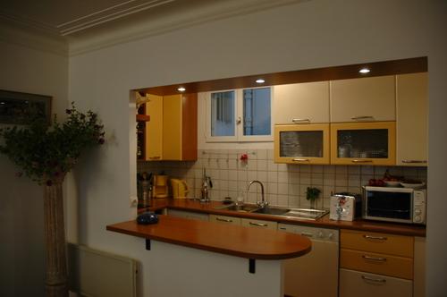 Encastrer spot dans placo platre - Bar dans cuisine ...