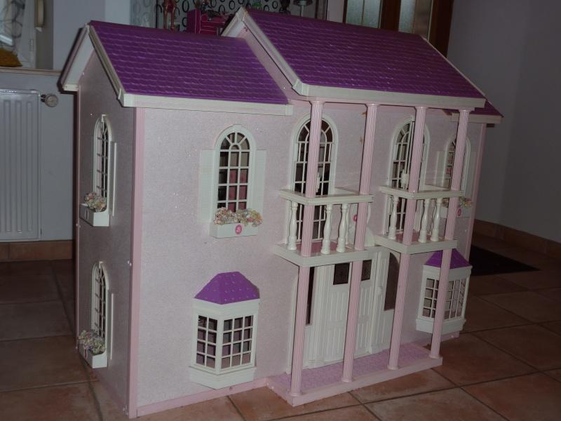 Ma merveilleuse maison ma belle trouvaille - Plan de maison de barbie ...