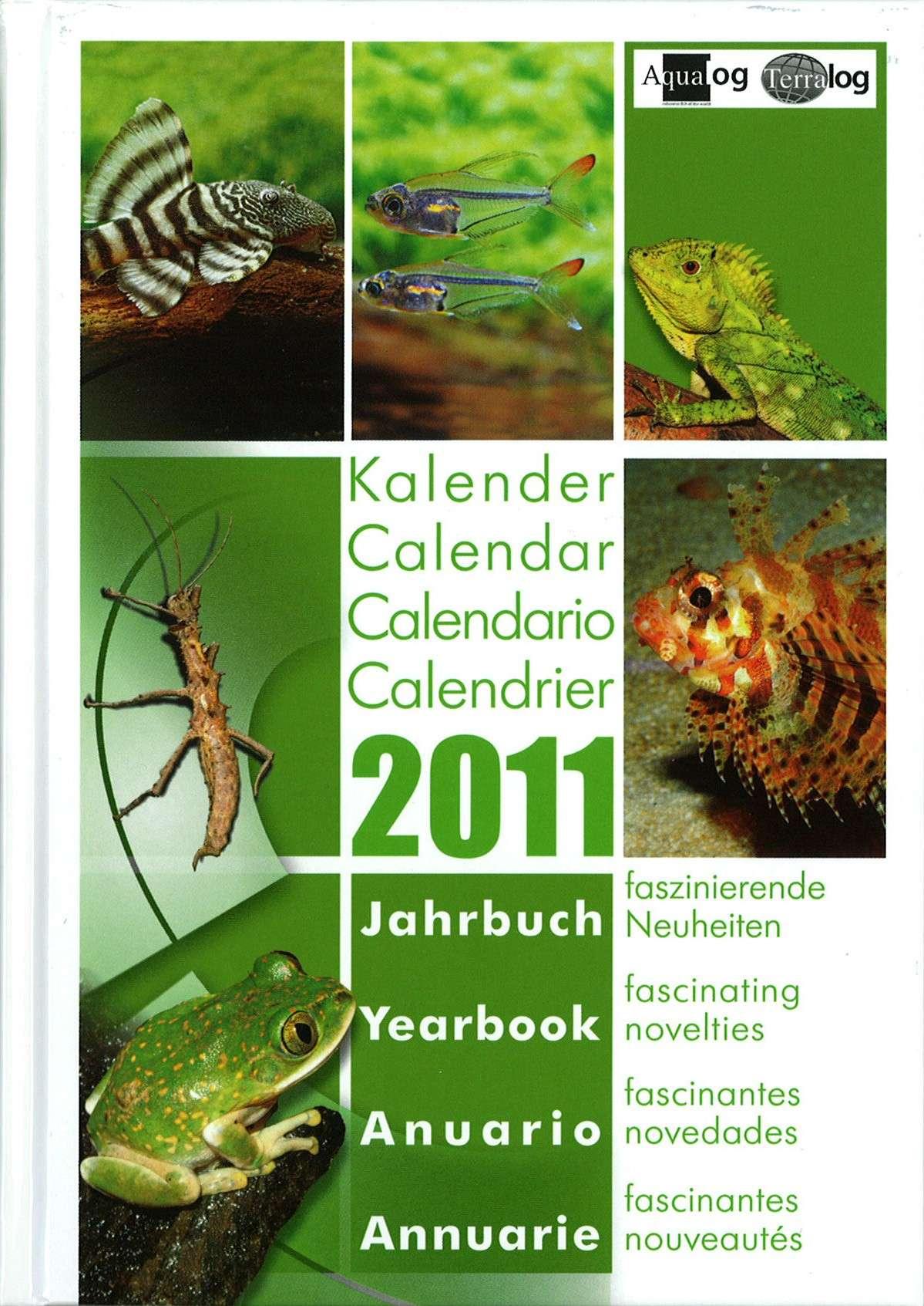 Agenda Aqualog 2011