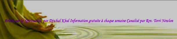 Articles sur la Spiritualité - Djwhal Khul