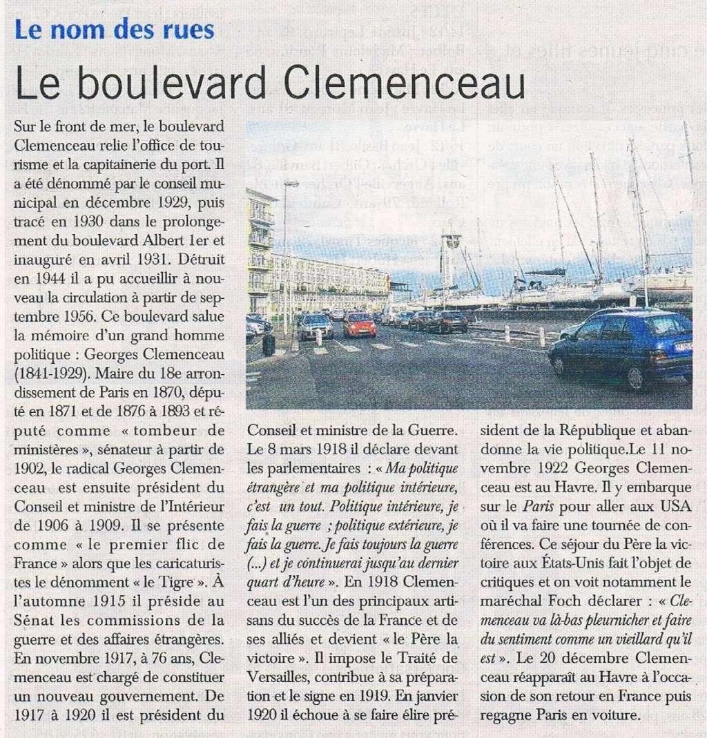 Le havre boulevard clemenceau for Garage clemenceau le havre