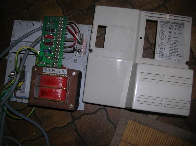 Transformateur de caravane scheiber - Transformateur 220v 12v pour caravane ...
