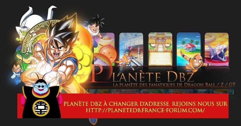 Planète DBZ