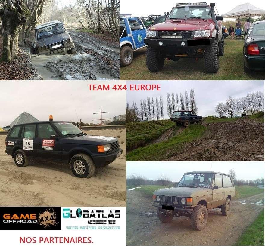TEAM 4X4 EUROPE