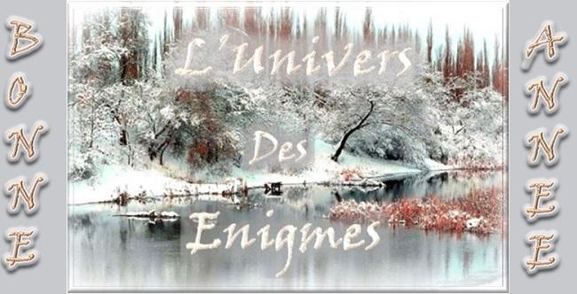 L'Univers des Enigmes