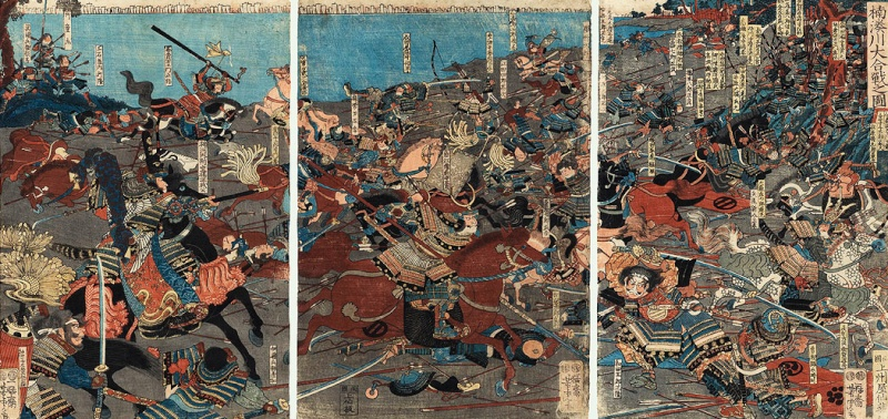 Battle of Minatogawa