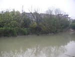 La Rivière boueuse