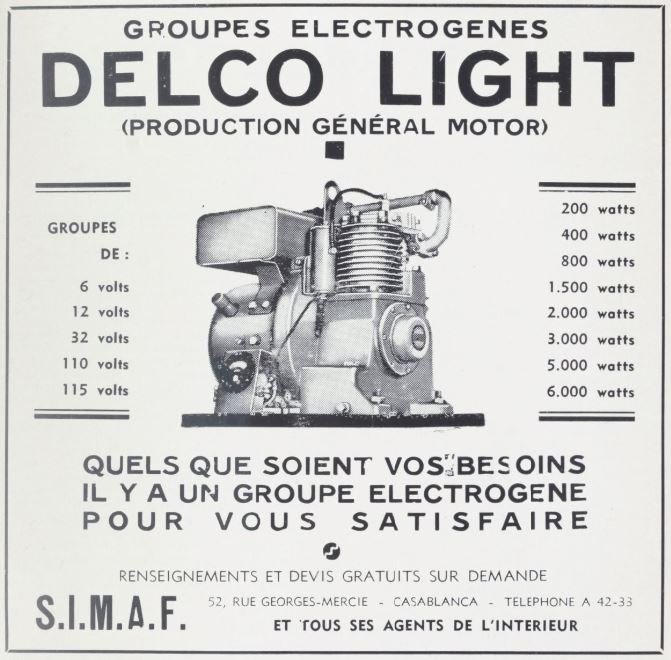 Groupes electrog nes delco light 1928 - Groupe electrogene le bon coin ...