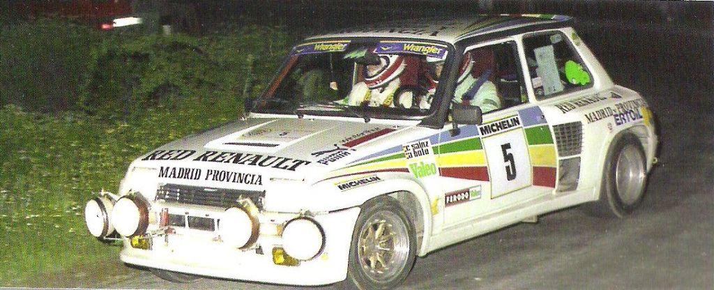 Anexo:Pruebas del Campeonato de Espaa de Rally