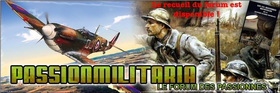 le Forum Passion-Militaria