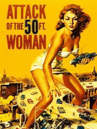 giant woman movie