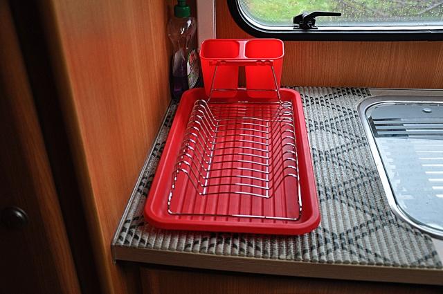 Egouttoir camping car