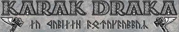 Karak Draka royaume des Nathrong