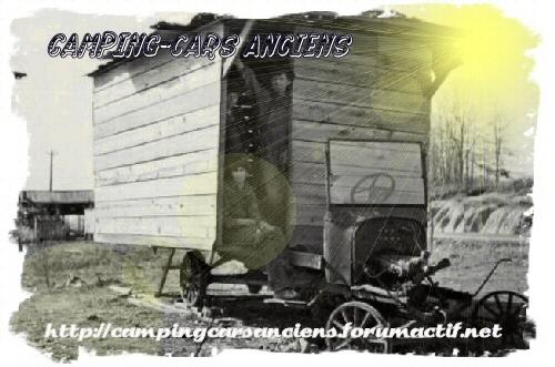 Camping-Cars Anciens