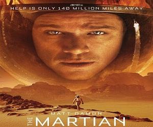 فيلم The Martian 2015 مترجم 720p & 1080p دي في دي
