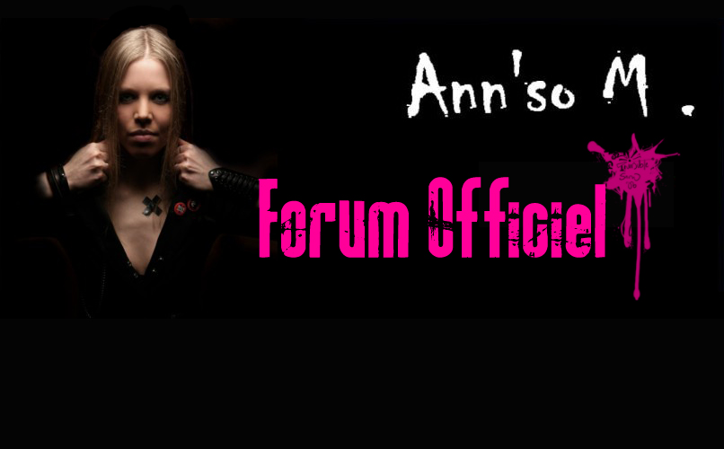 Le Forum Officiel du groupe pop-rock Ann'so M.