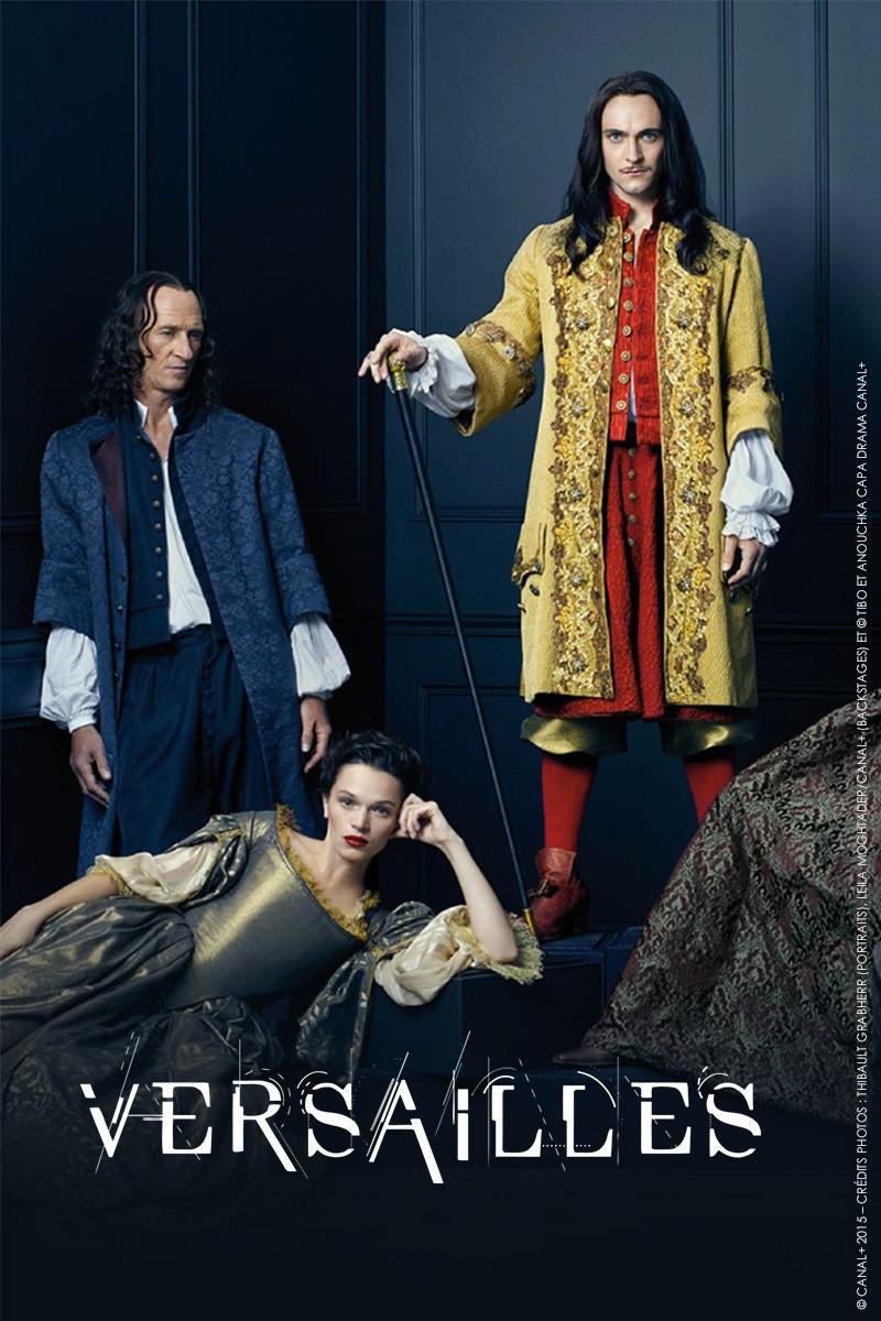 [Série] Versailles (2015) dans Mes séries du moment affich10