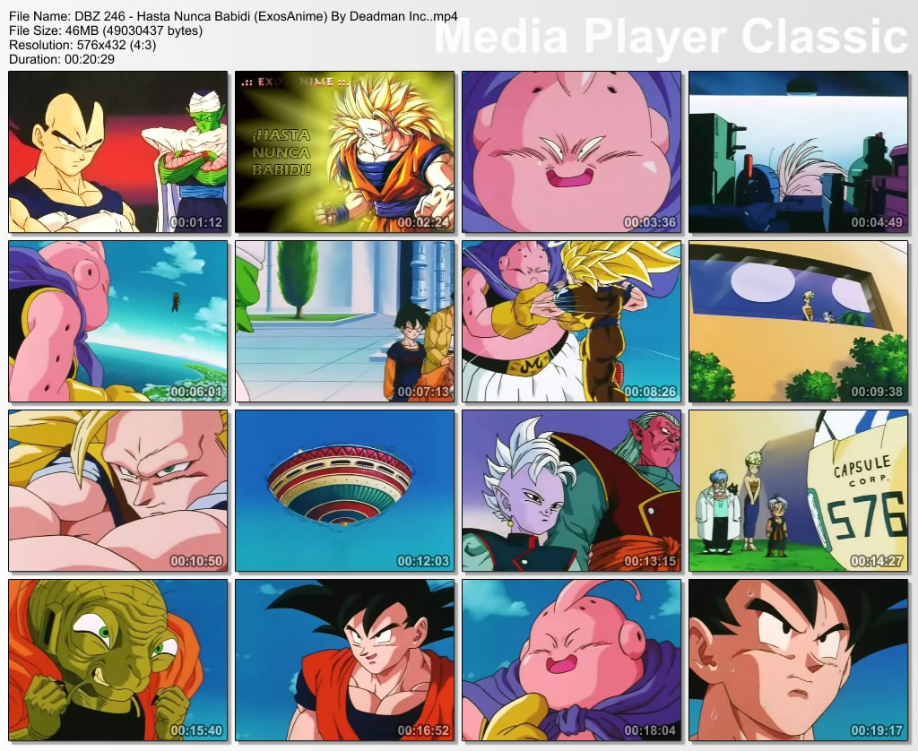 descargar capitulos de dragon ball z audio latino
