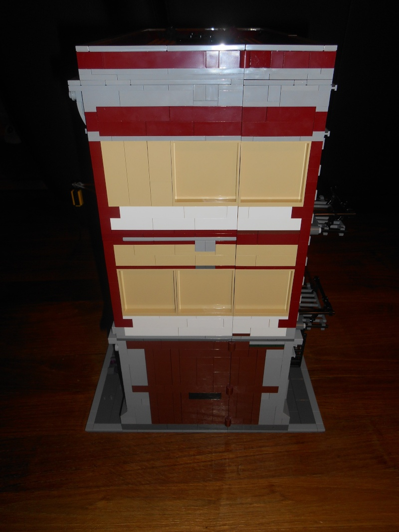 lego sos fant mes ghostbusters page 5. Black Bedroom Furniture Sets. Home Design Ideas