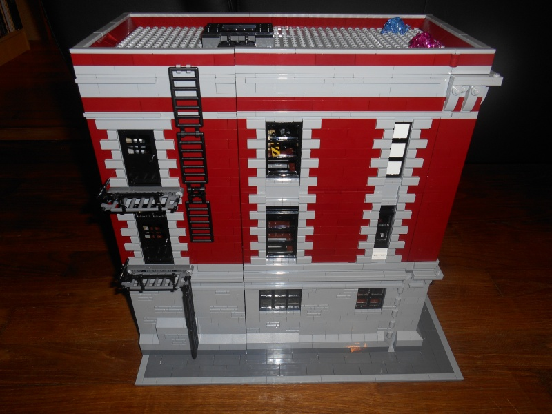 lego sos fant mes ghostbusters page 4. Black Bedroom Furniture Sets. Home Design Ideas
