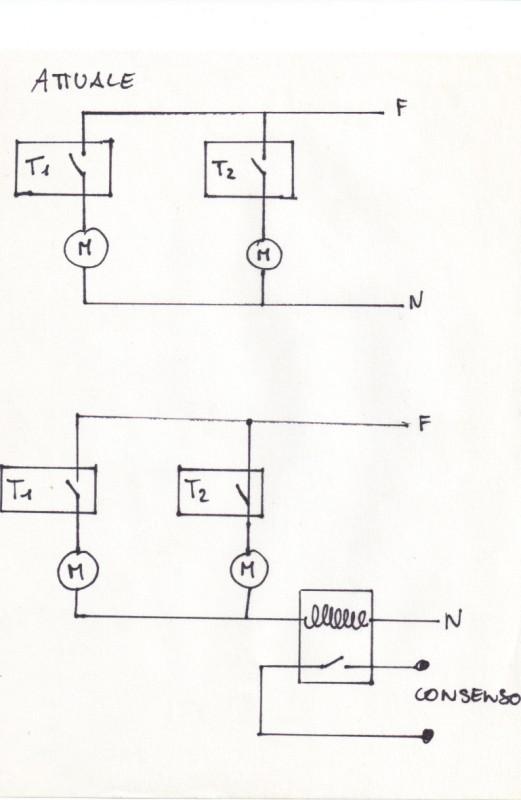 Schema Collegamento Di Termostati A Elettrovalvole E Caldaia : Termostati pompe e una caldaia componenti