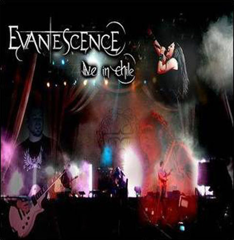 Evanescence Live In Santiago De Chile preview 0