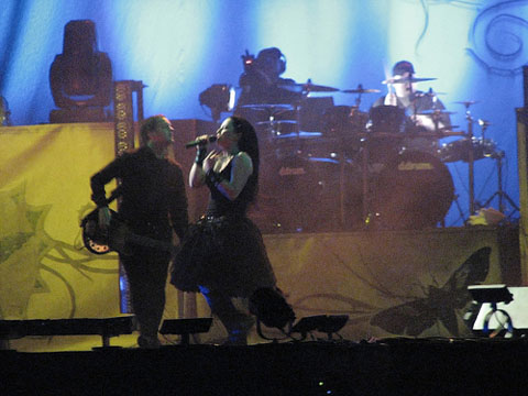 Evanescence Live In Santiago De Chile preview 2