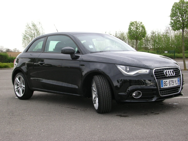 audi a1 1l6 tdi ambition les a1 association audi addicts. Black Bedroom Furniture Sets. Home Design Ideas