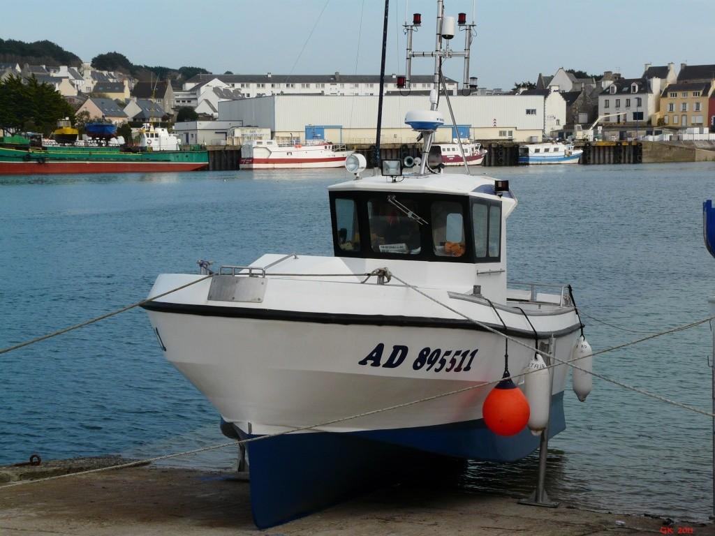 Vie des ports le port d 39 audierne page 6 - Chaudiere a vendre d occasion ...