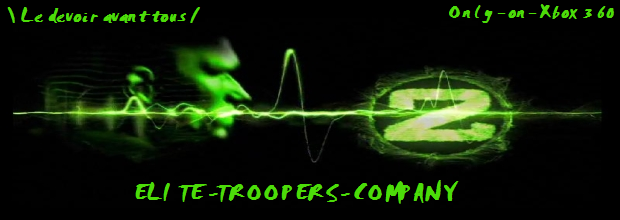 Site de l'Elite Troopers Company
