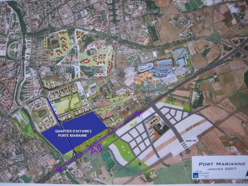 Pss discussion mes projets pour montpellier - Horaire poste montpellier port marianne ...