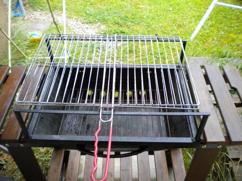 Menu fait maison page 4 for Barbecue en brique fait maison