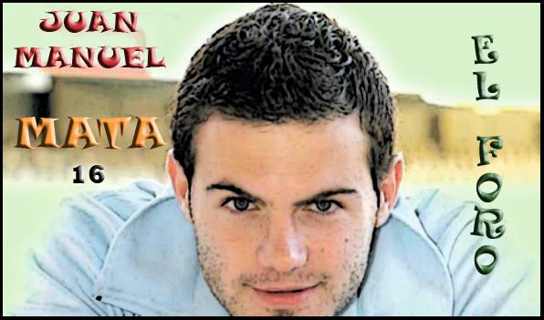 Foro Juan Mata