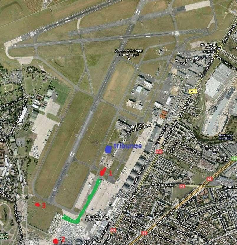 histoire aéroport bourget