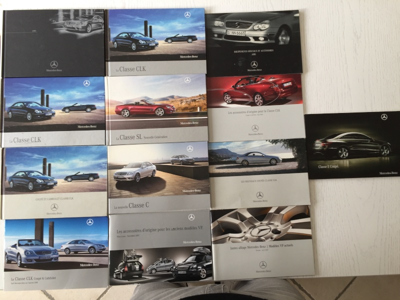 Catalogues mercedes for Garage ford vaucluse