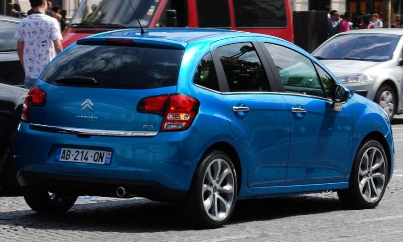 Citroen C3 Bleu : citroen bleu ~ Gottalentnigeria.com Avis de Voitures