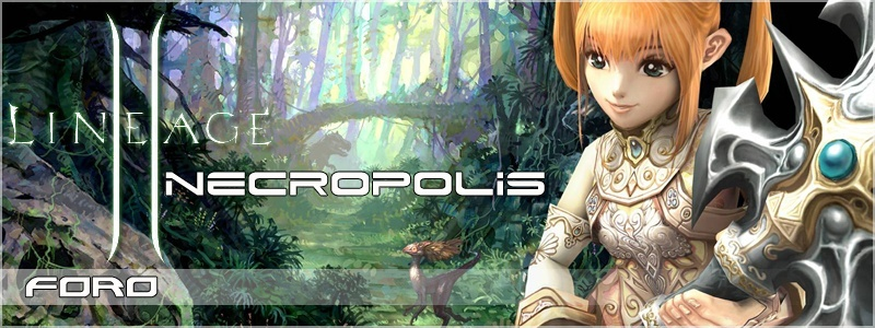 Necropolis Server