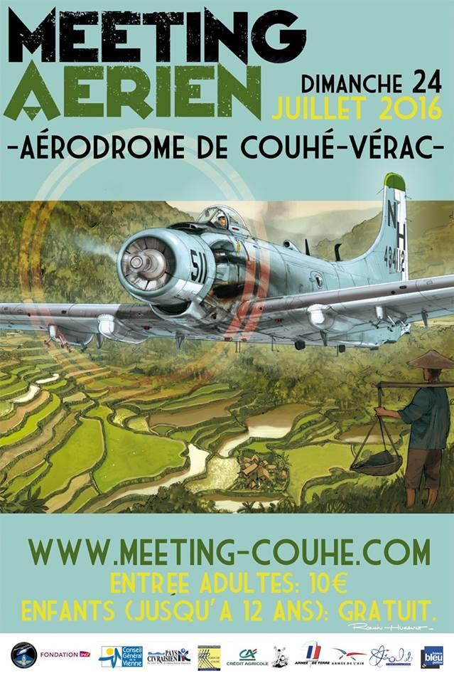 Meeting Aérien de Couhé-Vérac 2016,Aéroclub De Couhé,meeting-couhe, Meeting Aerien 2016,Airshow 2016, French Airshow 2016