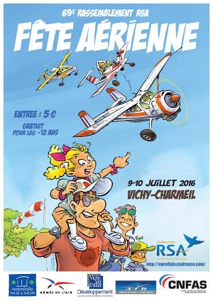 EUROFLY'IN RSA 2016,Aerodrome de Vichy-Charmeil , Meeting Aerien 2016,Airshow 2016, French Airshow 2016