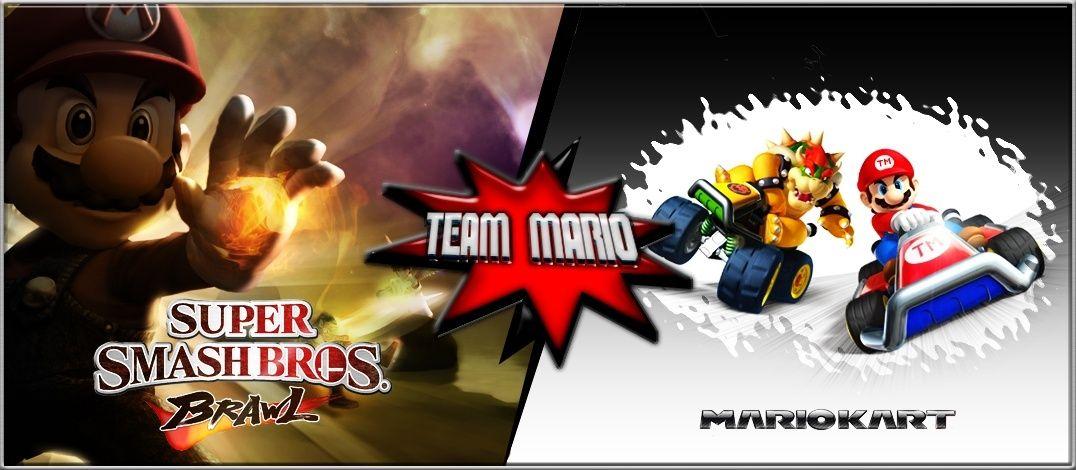 Team Mario