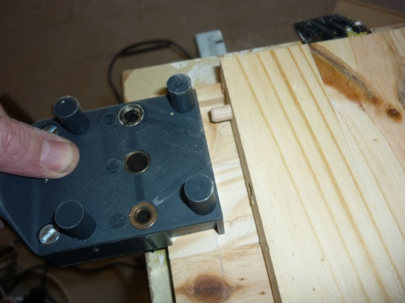 assembler des tiroirs en bois