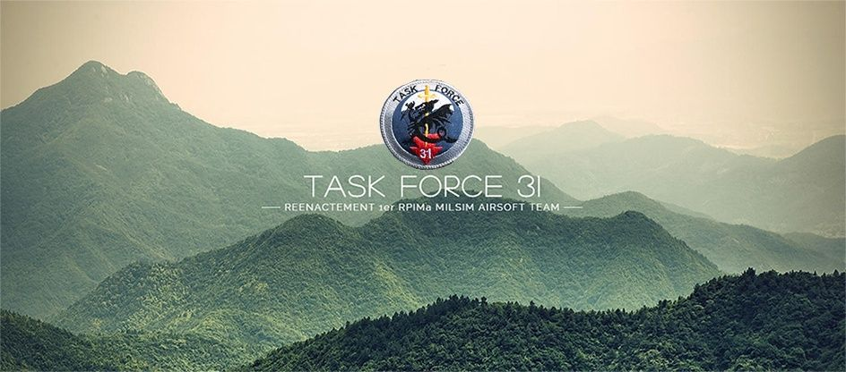 Team airsoft TaskForce31
