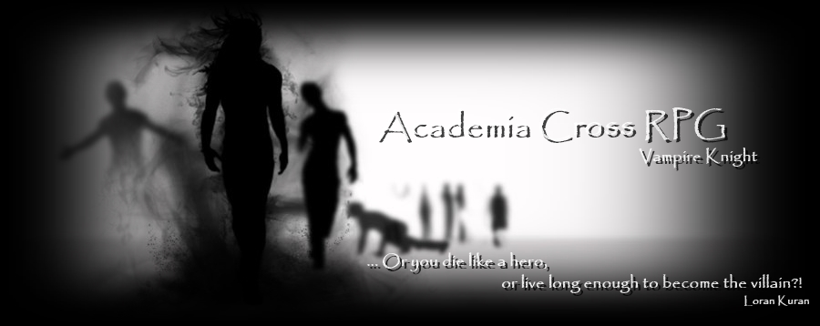 Academia Cross RPG