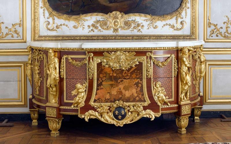 Les artisans des gardes meubles sous la r volution for Les artisans du meuble